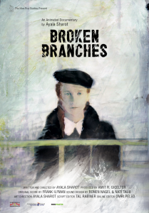 broken branches poster