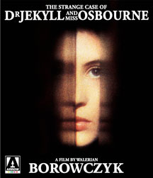 Dr Jekyll and Miss Osbourne