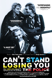 can't stop losing you poster