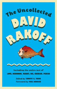 the uncollected David Rakoff