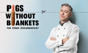 pigs without blankets poster