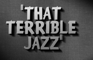 that terrible jazz poster