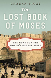 the lost book of moses