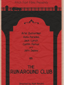 the runaround club poster