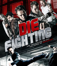 die fighting correct poster