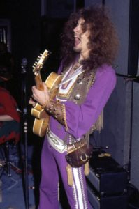 """Ted Nugent performs at Sherwood Forest WTAC-AM """"Wild Wednesday"""" 1969"""