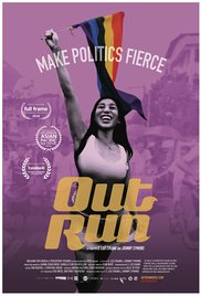 out run poster
