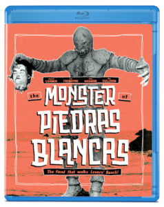 monster of piedras poster