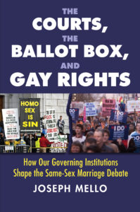 the courts, the ballot box and gay rights